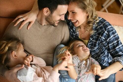 La importancia de las rutinas familiares