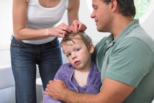 7 tips para evitar que tu hijo tenga piojos