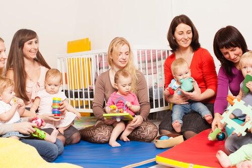 Emmener nos enfants à la garderie peut être un grand changement pour eux.