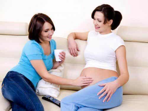 ¿Qué cosas no se le deberían decir a una embarazada?