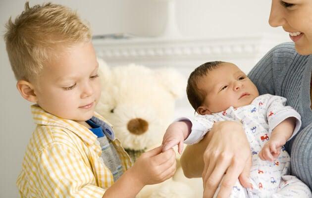 llegada del bebé2