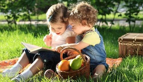 Importancia de las habilidades sociales en los niños.
