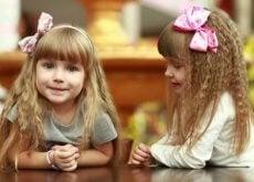 Los clásicos juegos para niñas pueden ser desempeñados por niños y niñas por igual