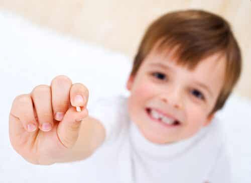 ¿Cómo actuar si mi hijo se ha roto un diente tras un golpe?