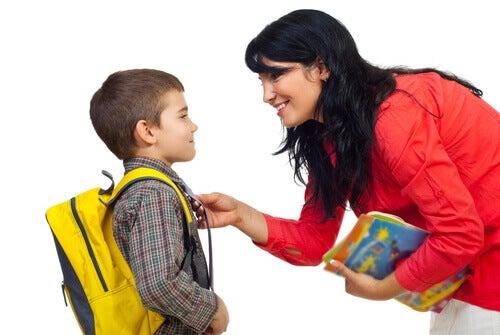 El periodo de adaptación infantil ayuda a los niños a separarse de sus padres y comenzar una nueva etapa