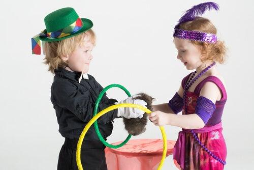 El circo es una de las temáticas preferidas por los niños para celebrar su fiesta de cumpleaños.