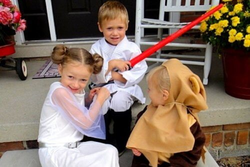 Las mujeres Star Wars son un ejemplo de superación para los más pequeños.