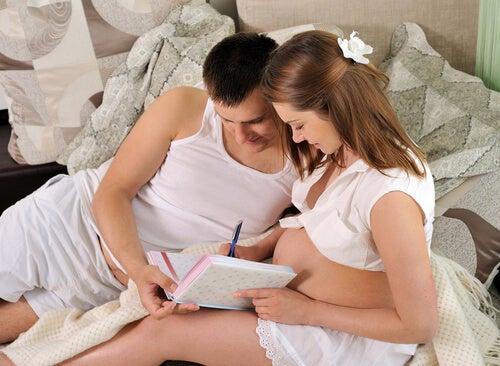 Un plan de parto nos permite determinar nuestras preferencias en relación al proceso de alumbramiento.