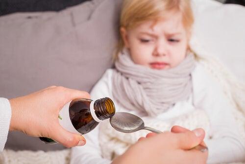 Los medicamentos vía oral son parte del tratamiento para las lombrices.