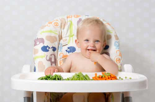 5 pautas para introducir nuevos alimentos