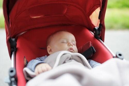 El segundo mes de vida del bebé.
