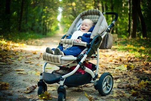 Cochecito del bebé: consejos y consideraciones