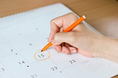 Es importante llevar un control sobre el ciclo menstrual.