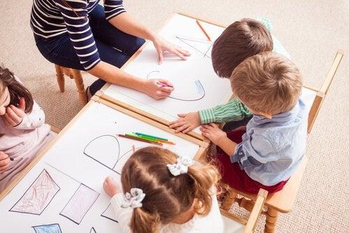 Formas de ayudar a pequeños con dislexia infantil