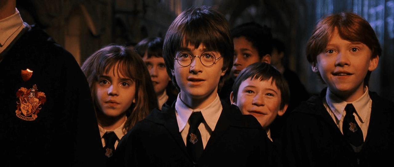 En la saga de Harry Potter se presentan en diversas ocasiones, acertijos a resolver.