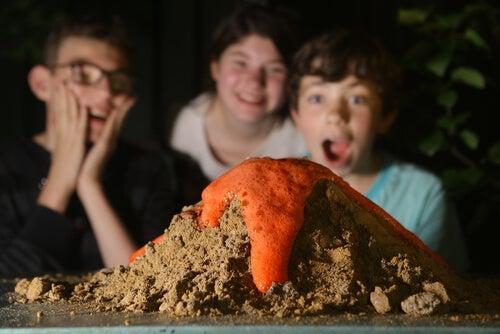 5 experimentos para niños que los dejarán boquiabiertos.