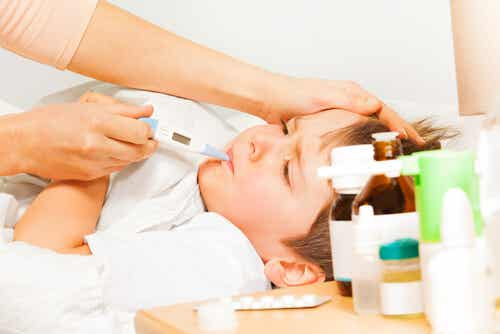 Ibuprofeno para los niños: ¿se lo podemos dar?
