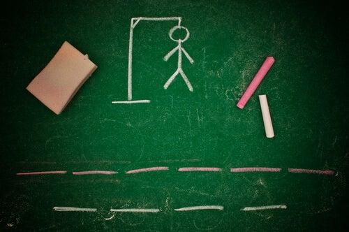 El ahorcado es una de las actividades para niños con dislexia más efectivas.