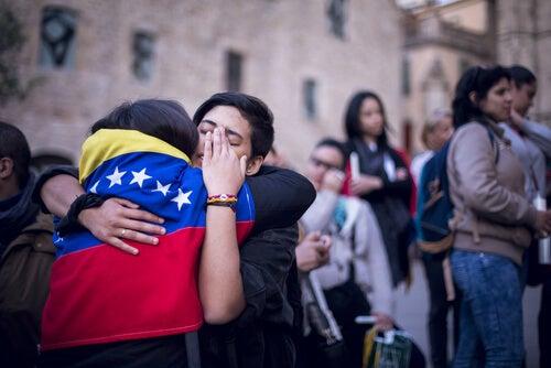 Cómo ayudar a los niños a sobrellevar la diáspora venezolana.