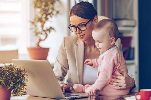 Las madres emprendedoras se enfrentan a los retos más grandes.