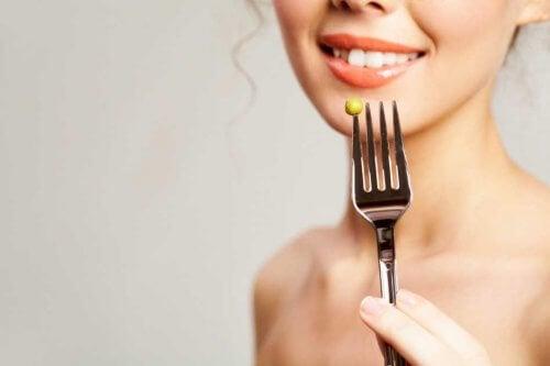 Los alimentos con hierro evitan la anemia.