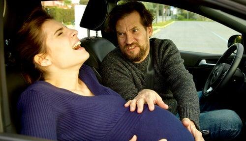 Existen muchos agentes que desencadenan el dar a luz con miedo.