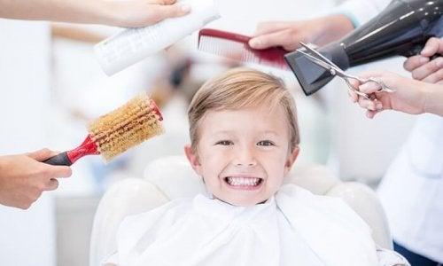 Los mejores cortes de cabello para niños