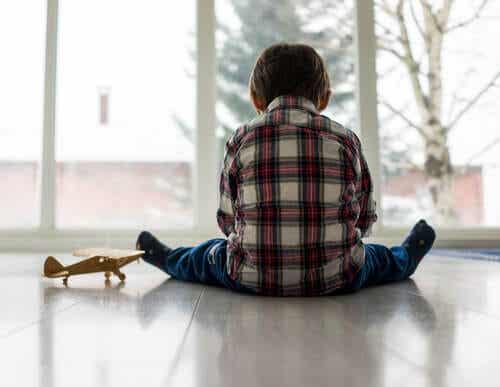Los problemas emocionales en los niños