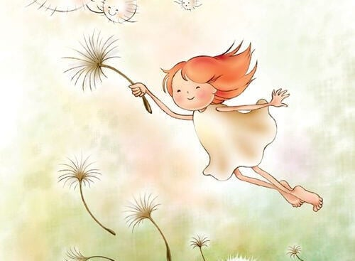 La imaginación en niños es una de sus mejores aliadas.