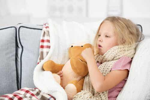 Mononucleosis en niños