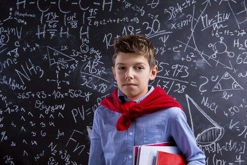 Niños con altas capacidades intelectuales