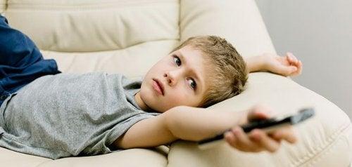 Los malos hábitos en niños pequeños más comunes