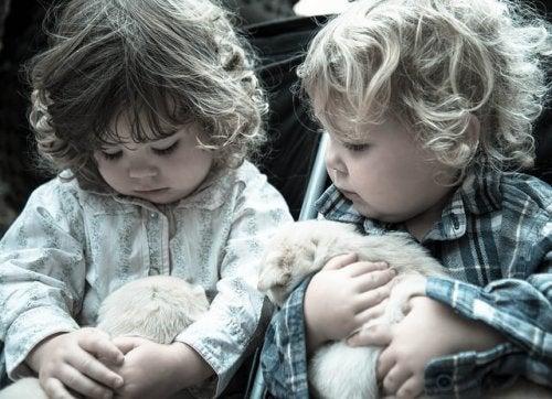 Los mejores animales para niños