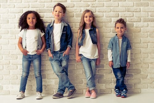 Cómo elegir la ropa de los niños