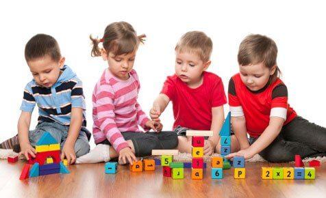 Los puzles son una excelente manera de desarrollar la capacidad de razonar de los niños.