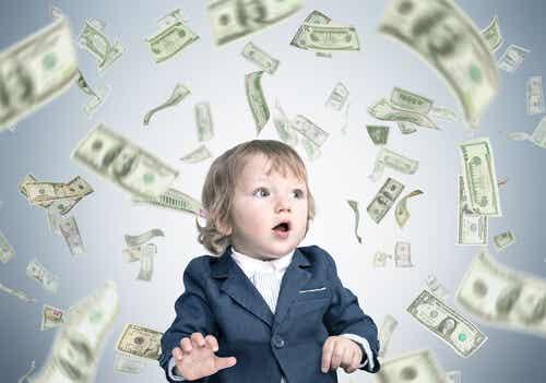 Síndrome del niño rico