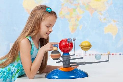 Cómo explicar el sistema solar a los niños