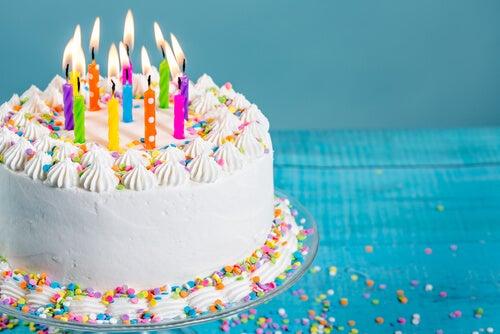 4 ideas para las tartas de cumpleaños