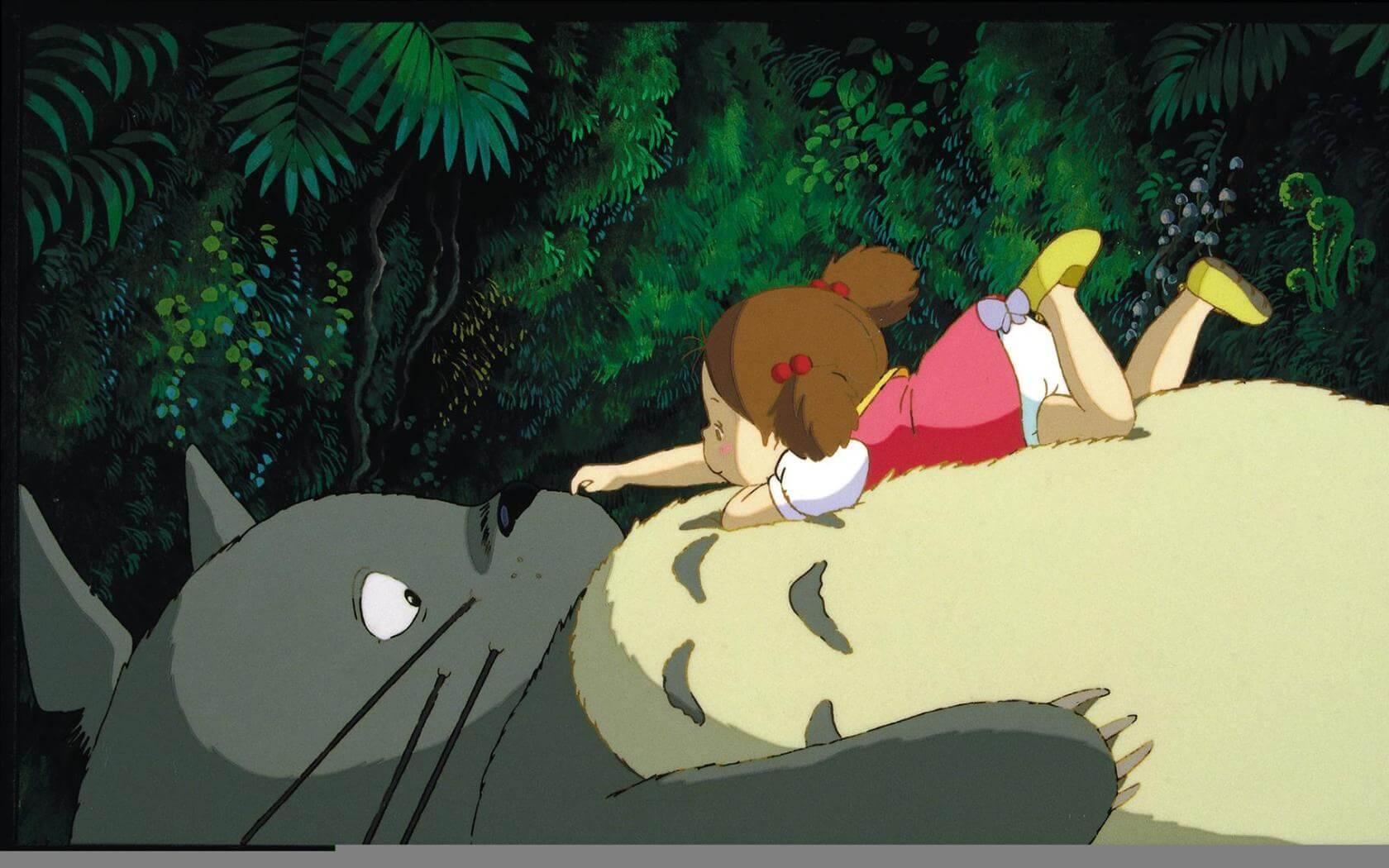 Descubre la magia de Studio Ghibli