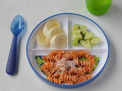 Cómo servir alimento saludable para tú bebé