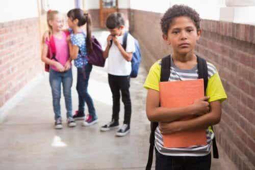 Aislamiento escolar: qué es y cómo se puede evitar
