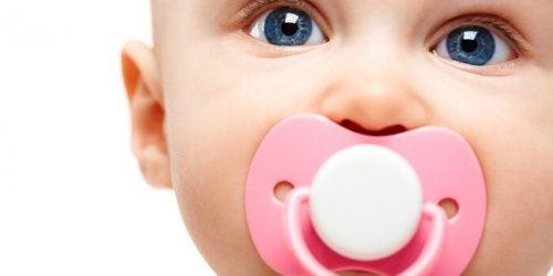 ¿Cuál es el mejor chupete para mi bebé?