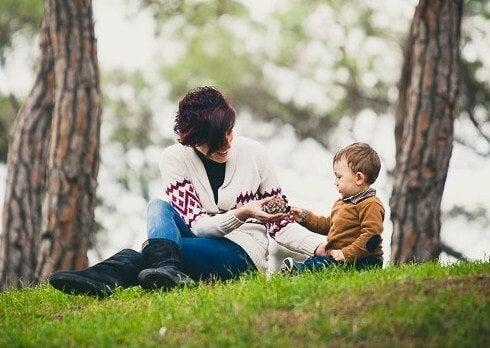 Atrévete a salir de casa y disfruta con tú bebé de un parque al aire libre