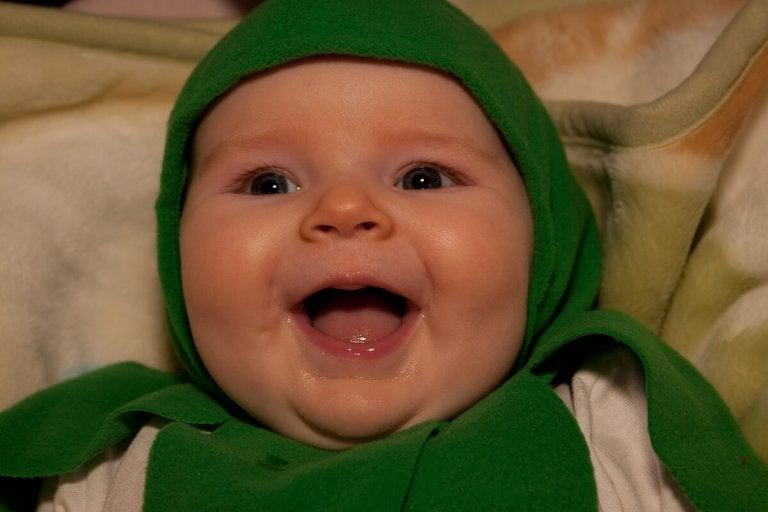 Cuarto mes de vida del bebé: aflora la sociabilidad
