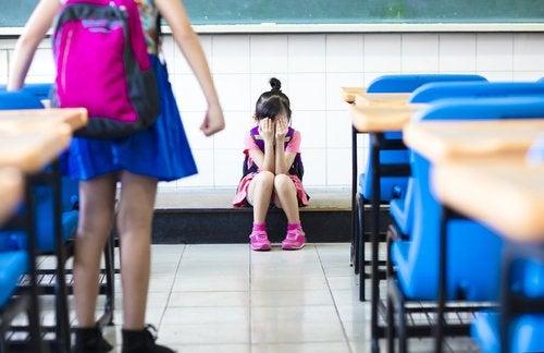 Niveles de intervención en el acoso escolar.