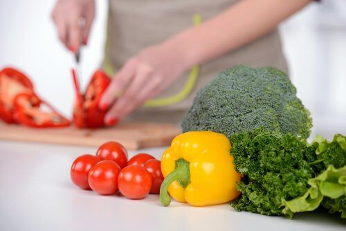 Comer sano es una condición indispensable durante el embarazo.