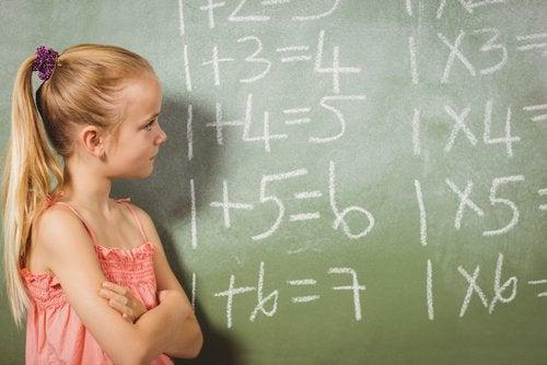 Formas de estimular la competencia matemática en niños