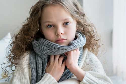 Anginas en niños: la enfermedad que llega con el frío