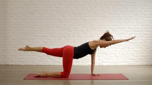 Los ejercicios para fortalecer la espalda muchas veces son eficaces para evitar dolores.