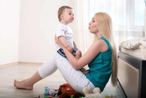 11 errores en el desarrollo del habla de los niños por parte de los padres